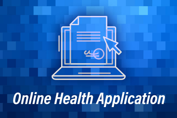 Online Health Application